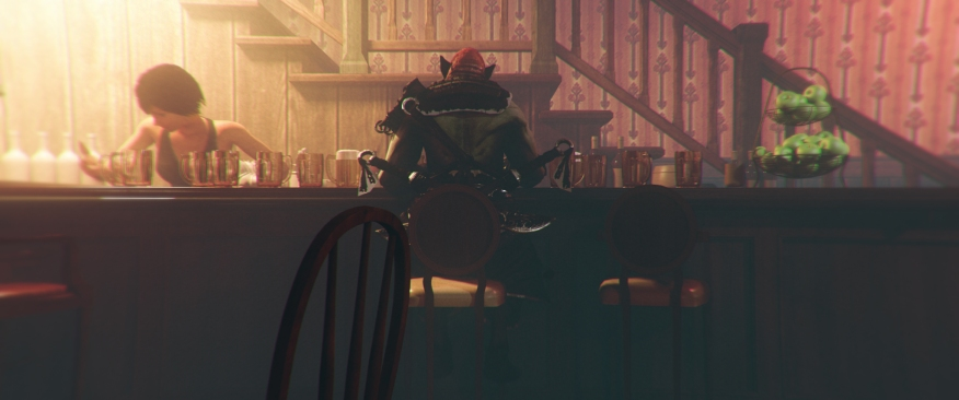 3 day cinematic challenge/ 2014